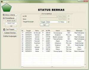 Status berkas